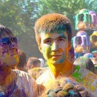 Фестиваль красок_2 :: Светлана Деева