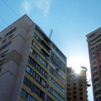 Урбанистическое :: Сергей Рубан
