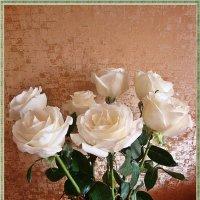Белые розы для друзей :: Лидия (naum.lidiya)