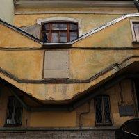 Двор на улице Чайковского :: Татьяна [Sumtime]