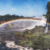 Водопады Игуасу...Бразилия-Аргентина! :: Александр Вивчарик