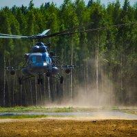 На посадке :: Сергей Масленников