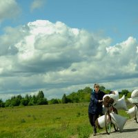 Коня на скаку остановят..... :: АЛЕКСАНДР СУВОРОВ