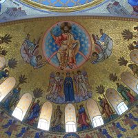 Морской собор в Кронштадте :: Наталья Лунева
