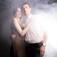 В тумане :: Евгения Кузнецова