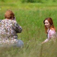 В траве :: Валерий Лазарев