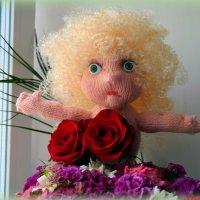 Подарите девушке букет - вот такой ширины!)) :: Андрей Заломленков