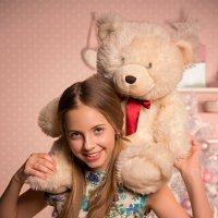 Любимые игрушки :: Елизавета Забродина