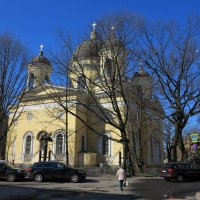 Спасо-Преображенский собор на Пестеля. Питер :: Наталья