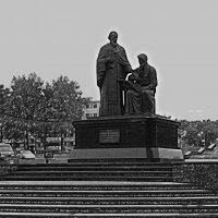 Кирилл и Мефодий :: Юлия Денискина