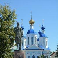 Памятник Зое Космодемьянской :: Оксана Провоторова