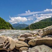 Река Шахе :: Difoxy *