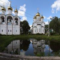 Переславль-Залесский. Никольский монастырь :: serg Fedorov