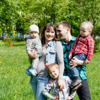 Семья :: Наталья Карпова