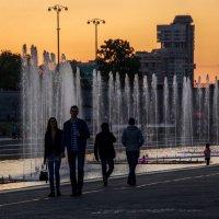 Екатеринбург, поющие фонтаны :: Елена