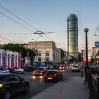 Екатеринбург, ул. Малышева :: Елена