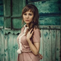 Модель Алла 2 :: Анна Литвинова