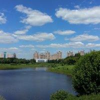 мой город. :: ovatsya /Ирина/ Никешина
