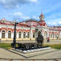 Музей науки и техники Свердловской железной дороги :: Павел Солопов