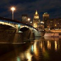 Московские мосты. Бородинский мост. :: Ирина Климова