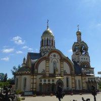 Храм Святого Равноапостольного Великого князя Владимира в Сочи :: Наиля