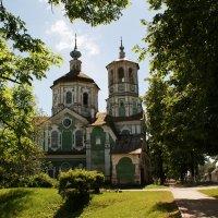 Церковь Богоявления Господня :: Николай Дони