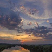 Небесное вторржение :: Юрий Клишин