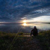 наслаждаюсь закатом :: Николай Буклинский