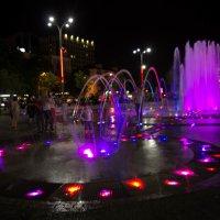 Музыкальный фонтан Краснодар :: Cain Amberskii