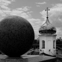 церковь :: Елена Заичко