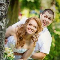 Свадьба Наташи и Виктора :: Андрей Молчанов