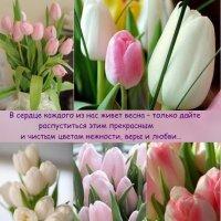 В сердце у каждого весна :: Lidiy Riga