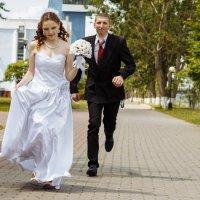 побег невесты :: Сергей Рубан