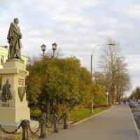Памятник Пахтусову - исследователю Новой Земли. :: Лия ☼