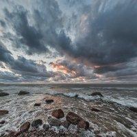 Небо, море, берег :: Владимир Самсонов