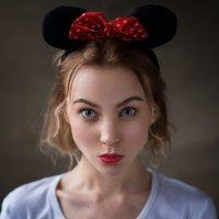 Hello, Minnie! :: Денис Дрожжин