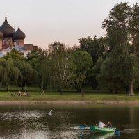 Сере́бряно-Виногра́дный пруд в Измайлово :: Кирилл Стопкин
