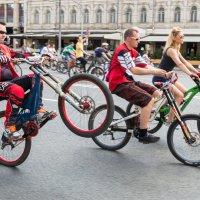 Московский велопарад 2016 :: Кирилл Стопкин