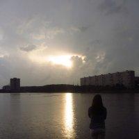 Не я один не боялся дождя :: Андрей Лукьянов