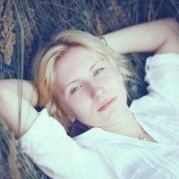 Отдых в луговых травах :: Оксана Смолкина