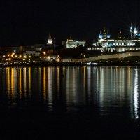 Вид на Кремлевскую набережную, г. Казань :: Airat Sharipov