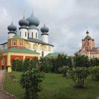 Тихвинский мужской монастырь :: Наталья