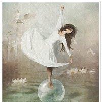 Рисую кистью нежность :: Лидия (naum.lidiya)