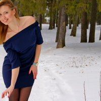 Ты была выдумана... :: Olesya Aleksandrova