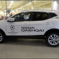 Nissan Qashqai :: Вера