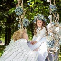 """Ангелы"" :: Юлия Горбатенко"