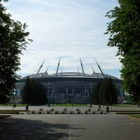 """Стадионище.. """"им.35000000000 руб.""""  :)) :: tipchik"""