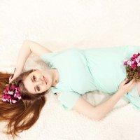 Фотосессии беременности :: Валентина Батурина