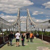 Пешеходный (парковый) мост :: Марина Грицай