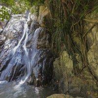 Водопад в джунглях, Самуи :: Vadim Odintsov